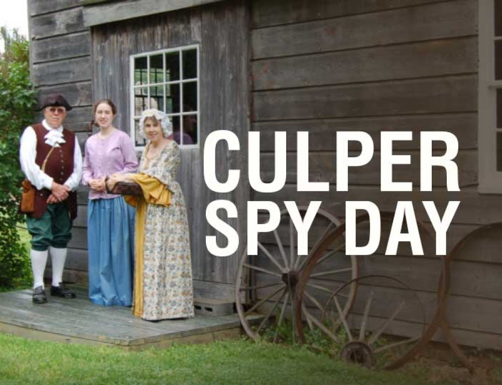 Culper Spy Day