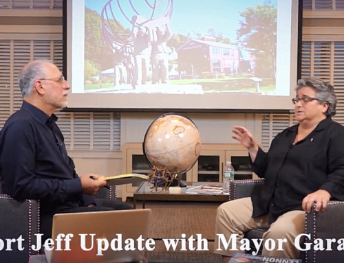 Port Jeff Update – Segment #2 Uptown Revitalization