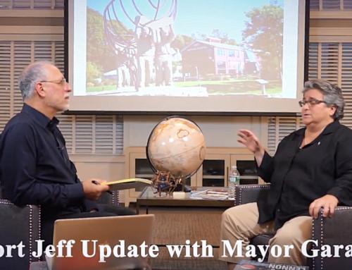 Port Jeff Update – Segment #3 Quality of Life Issues