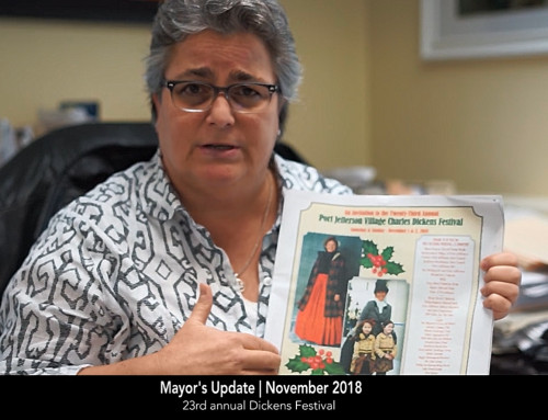 Mayor Garant Update November 2018