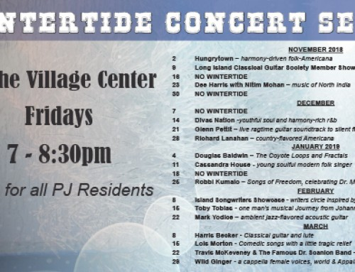 Winter Tide Concert Series